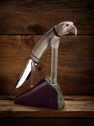 Luukaiverrus: Kotkapuukko (myyty)