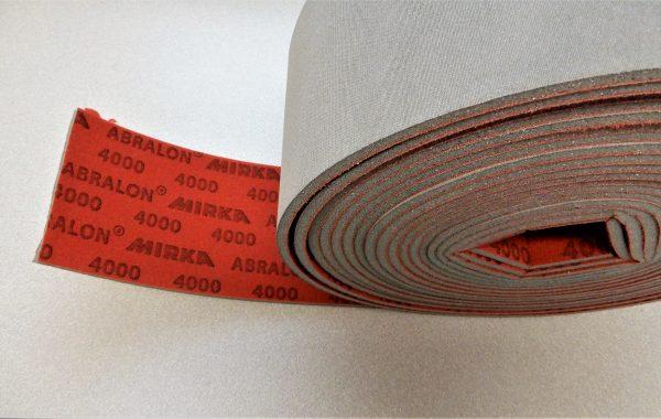 No:123 Abralon 4000 kokorulla10m 50€