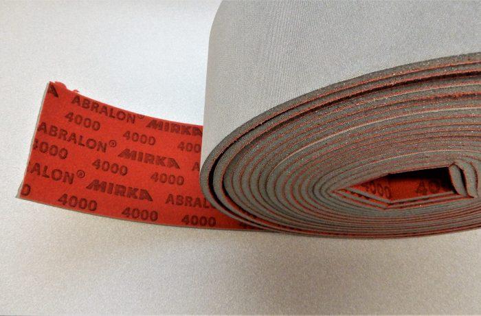 n:o94 Abralon 4000 hinta 10€/m