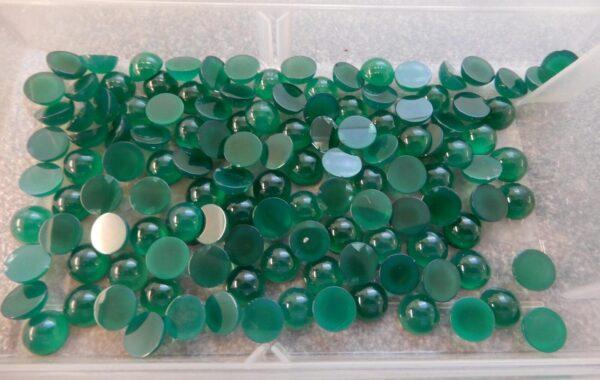 KT41 Vihreä Akaatti 8 mm