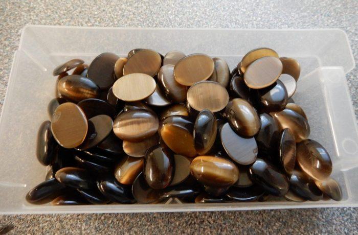 KT14 Kissansilmä kivi 0,20 kpl